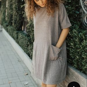 Carly Jean Los Angeles canyon tee dress